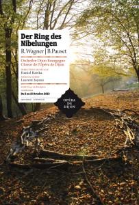 Le Ring de Wagner à l'Opéra de Dijon en octobre 2013