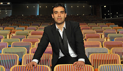 Bruno Procopio dirige Rameau à Caracas