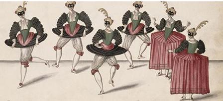 ballet des Fées des Forêts de Saint-Germain