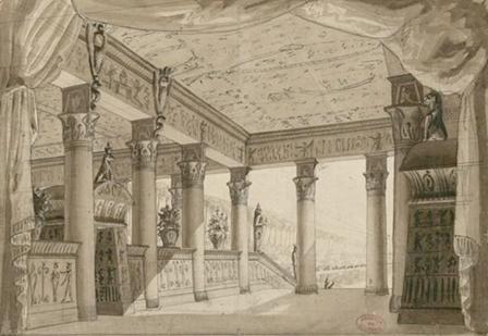 Mozart : les mystères d'Isis (Paris, 1801)