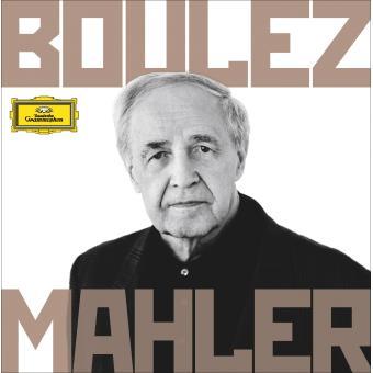 Pierre Boulez : integrale Gustav Mahler