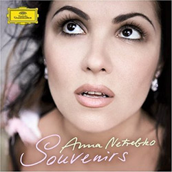 anna Netrebko, cd souvenris 2008