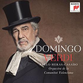 Jeune baryton, Placido Domingo célèbre Verdi