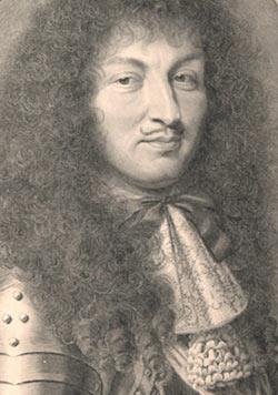 Louis XIV jeune