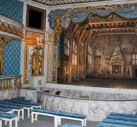 Un théâtre pour Marie-Antoinette