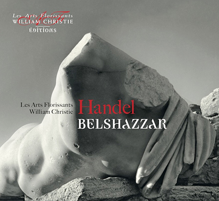 Handel_Belshazzar_William Christie