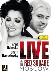 Live from Moscow,Anna Netrebko