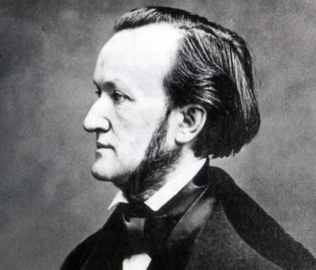 Wagner profil portrait