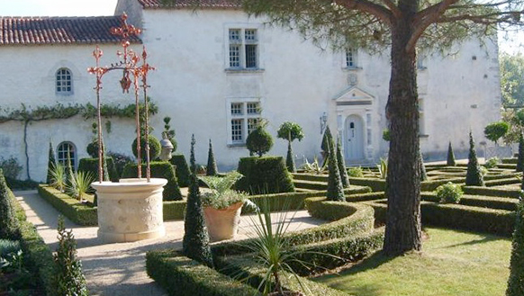 Thir vend e dans les jardins de william christie les for Jardin william christie