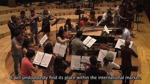 Orquesta barroca Juvenil Simon Bolivar, Carracas, Bruno Procopio, CPE Bach, Carl Philip Emanuel Bach