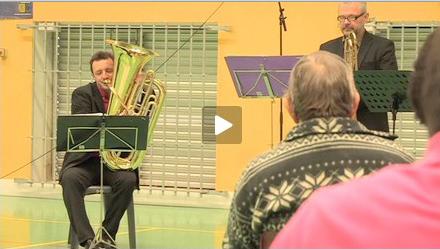 orchestre de chambre de Paris, prison Réau
