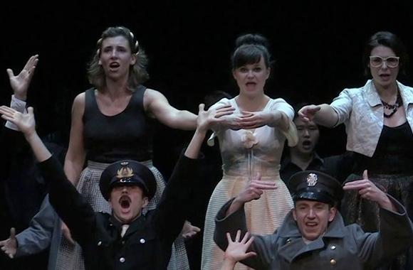 Angers Nantes Opéra : La Dernière Fête d'après Tchekhov