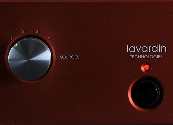 Lavardin technologies. Amplificateur Intégré Model IT-15