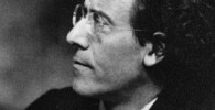 Mahler portrait side