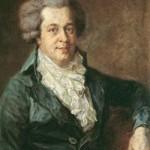Mozart portraitX