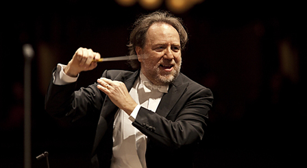 Riccardo Chailly dirigeant
