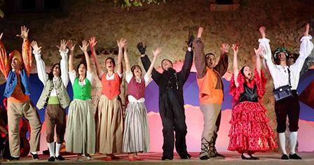 l'opéra au village