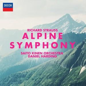 Strauss_alpine symphony Daniel harding