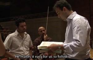 A Caracas, Bruno Procopio dirige l'Orquesta Barroca Juvenil Simon Bolivar