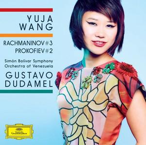 WAng_yuja_piano_rachmaninov_prokofiev_dudamel_cd_deutsche_grammophon