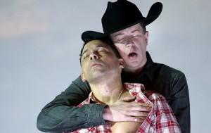 Création réussie de l'opéra Brokeback Moutain à Madrid