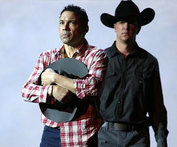 Création : l'opéra Brokeback Mountain, en direct de Madrid sur Medici.tv