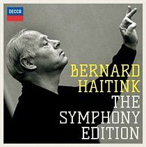 haitink bernard the symphony edition decca 36cd symphony edition
