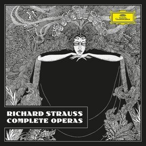 strauss complete operas deutsche grammophon 33 cd richard strauss