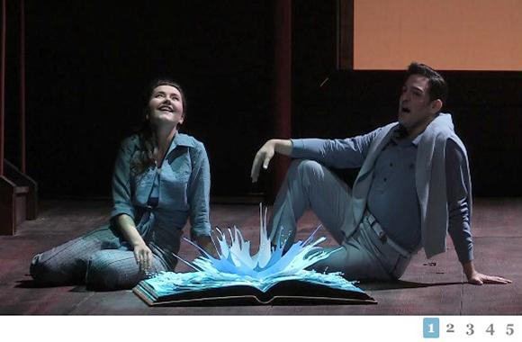Angers Nantes Opéra : le Pelléas éblouissant d'Emmanuelle Bastet (reportage 1/2)