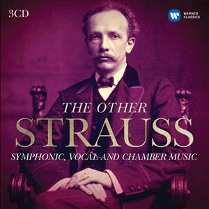 the other strauss warner erato ri chard strauss cd 3 cd