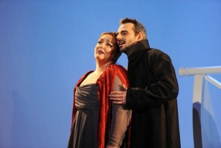 BERENICE Opéra de Tours avril 2014 © François Berthon  6145