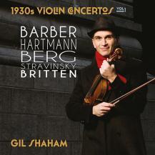 Shaham_gil_concertos 1930 canary classics