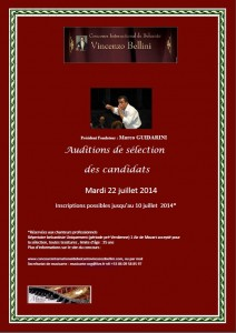 Auditions 2014   affiche france version JPG