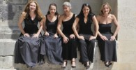 DE CAELIS voix femmes laurence brisset Saintes Jardin clos de-caelis-400x266
