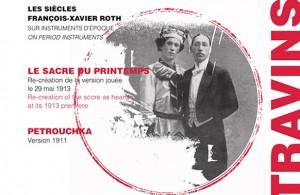 CD. François-Xavier Roth recréée la version originale du Sacre