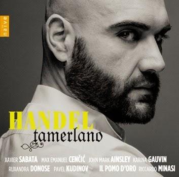 Haendel handel _TAMERLANO_Naive Ainsley gauvin cencic