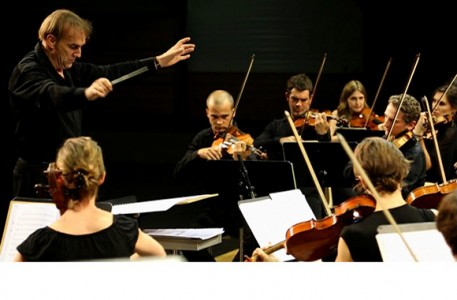 Daniel Kawka et l'Orchestre OSE à Montreux