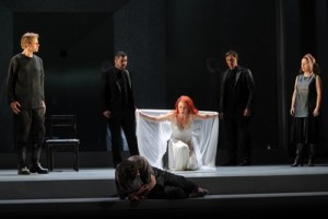NANCY : Opera national de Lorraine,Pre-generale, La Clemence de Titus