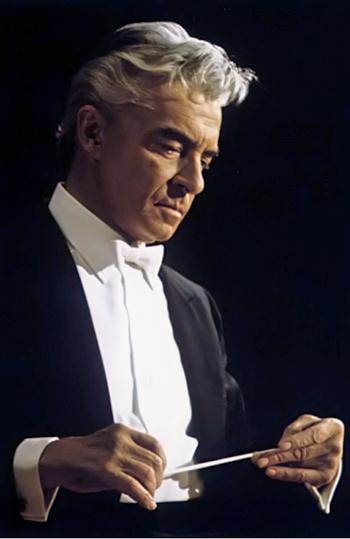 Karajan : 25 ans après ...