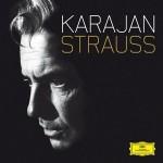 Karajan STrauss coffret 2014 deutsche Grammophon