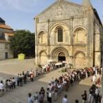 Saintes abbaye