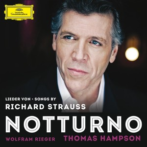 hampson strauss cd notturno richard strauss cd deutsche grammophon