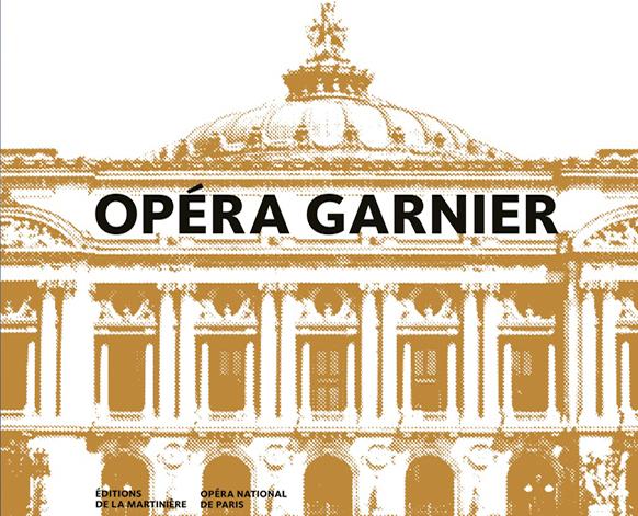 Clichés et vues inédites de l'Opéra Garnier
