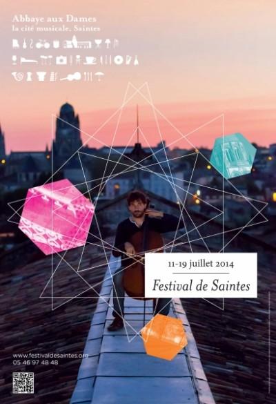saintes festival 2014