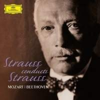 strauss conducts strauss cd deutsche grammophon