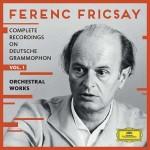 fricsay ferenc complete orchestral works deutsche grammophon