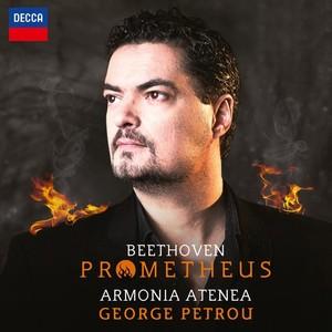 prometheus beethoven decca armonia Atenea George Petrou cd