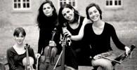 quatuor zaide-cordes saintes 2014 quatuor ZAIDE concert
