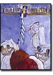 salomon charlotte peinture gouache