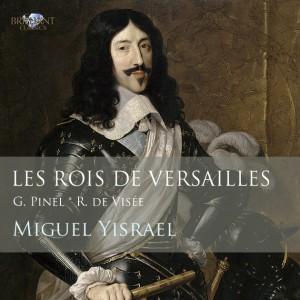 Cover CD Les Rois de Versailles_V1